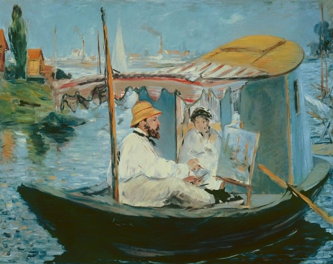 21 Facts About Claude Monet | Impressionist & Modern Art | Sotheby's in  2020 | Manet art, Edouard manet, Edouard manet paintings