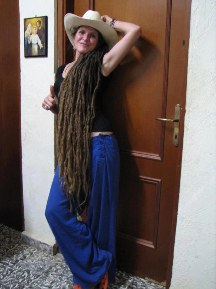 17 best images about extrem or very long dreads hair on