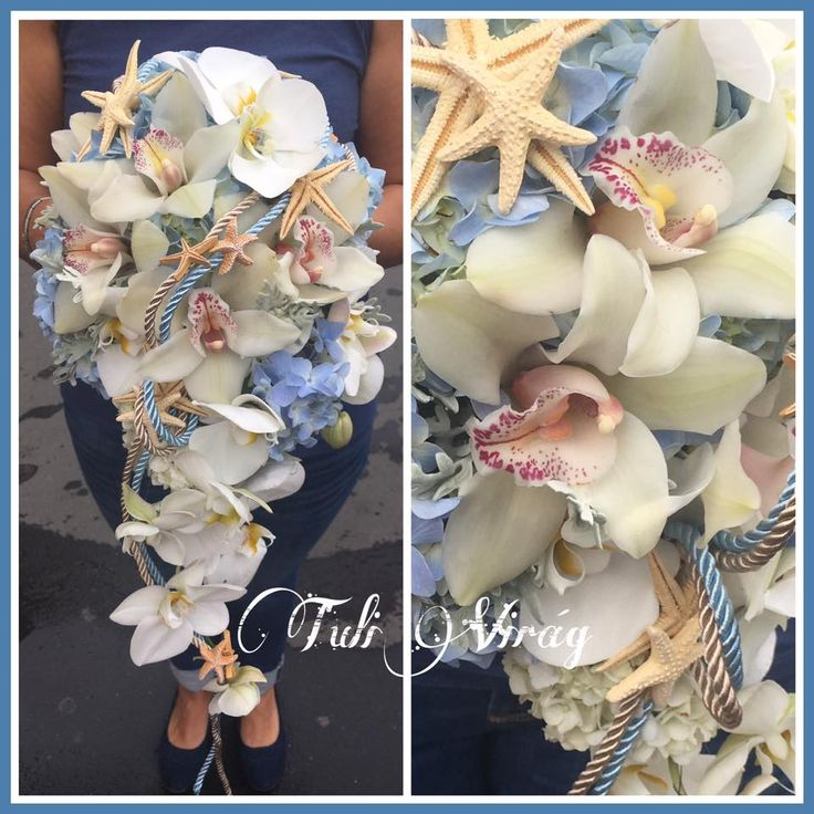 #weddingflowers #beachwedding #orchidea #orchideaflowers