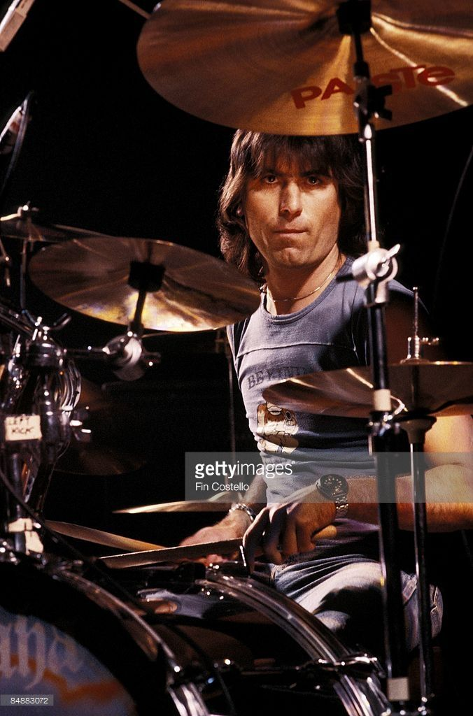 The late, great Cozy Powell