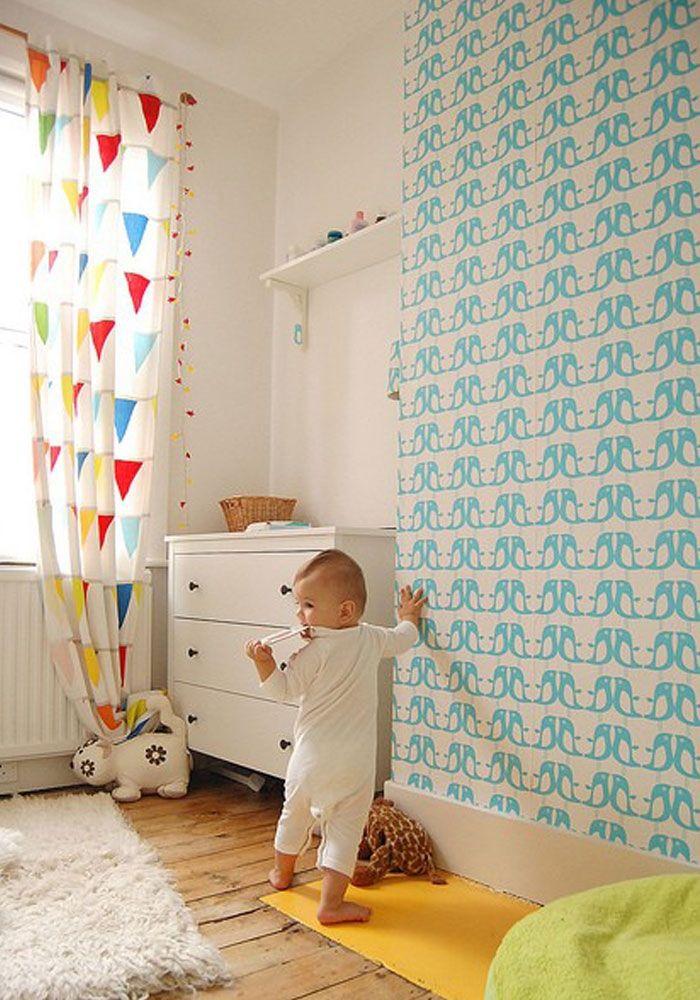 Bedroom Wallpaper Ikea