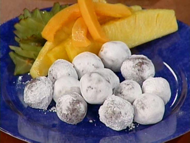 Rum Balls recipe from Emeril Lagasse via Food Network