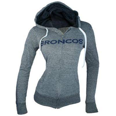 Denver Broncos Tried and True Womens Hoody