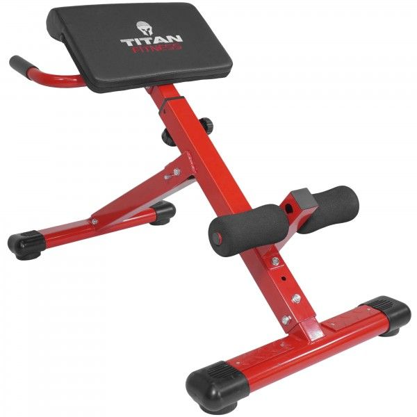 Standing Back Extension Machine Exercise Benches No Equipment Workout Fitness Training