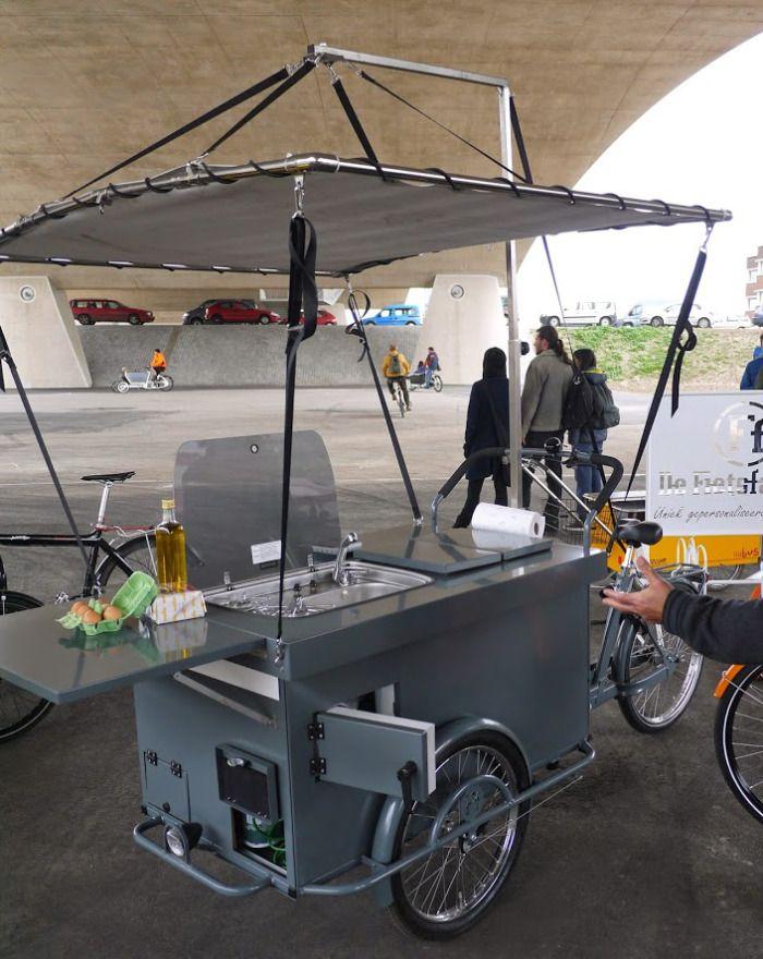 Diary - Nijmegen Cargobike festival 2014, DeFietsFabrik event trike 2