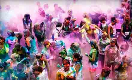 Groupon - $ 19.99 for the Color Me Rad 5K Run at Travis County Expo Center on Saturday, November 9 (Up to $ 40 Value). Groupon deal price: $19.99 or also (Austin,Texas) Hope you are there!