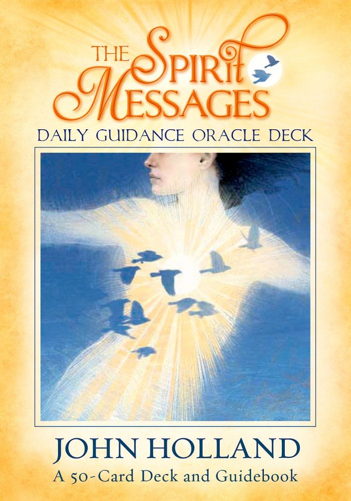 The 204 best deck oracle images on pinterest awesome baby and babys the spirit messages daily guidance oracle deck i have seen him personally in pasadena and he fandeluxe Choice Image