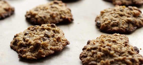 Nefis Üzümlü Kurabiye Tarifi: Oatmeal Raisin Cookies, Oatmeal Raisins Cookies
