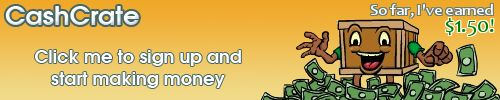 Make Money Online With Paid Surveys   Free Cash at CashCrate!