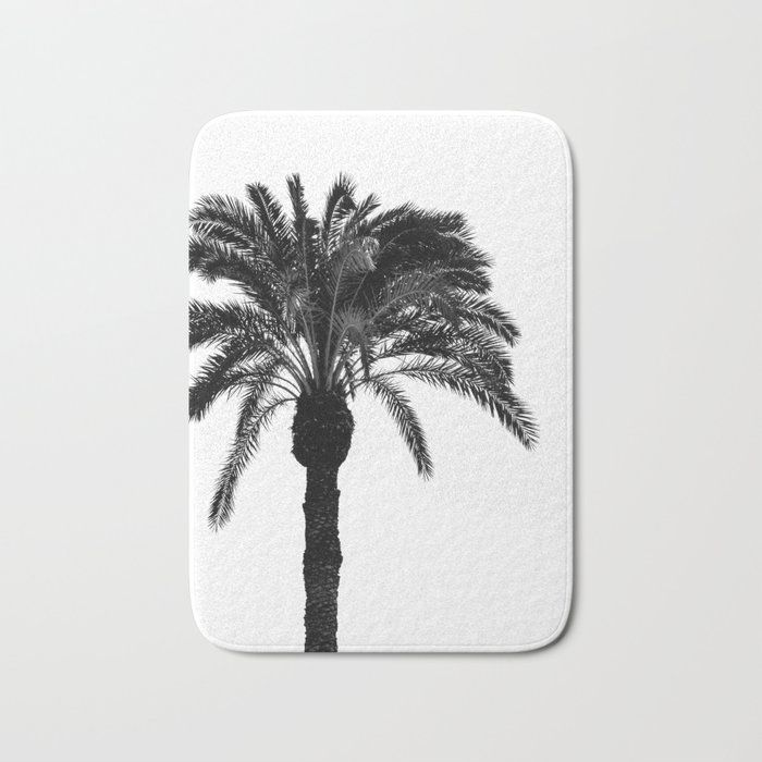 The Perfect Bath Mats Fuzzy Foamy And Finely Enhanced With Brilliant Art Featuring A Soft Quick Dry Microfiber Surf Palm Tree Bath Mat Shower Rugs Bath Mat