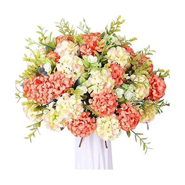 Artificial Berry Grass Plant Branch Bunch Fake Flowers Wedding Party Home Decor