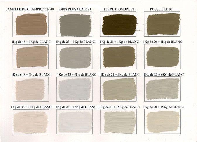 17 meilleures id es propos de couleurs de peinture taupe sur pinterest couleurs peinture for Peinture taupe clair
