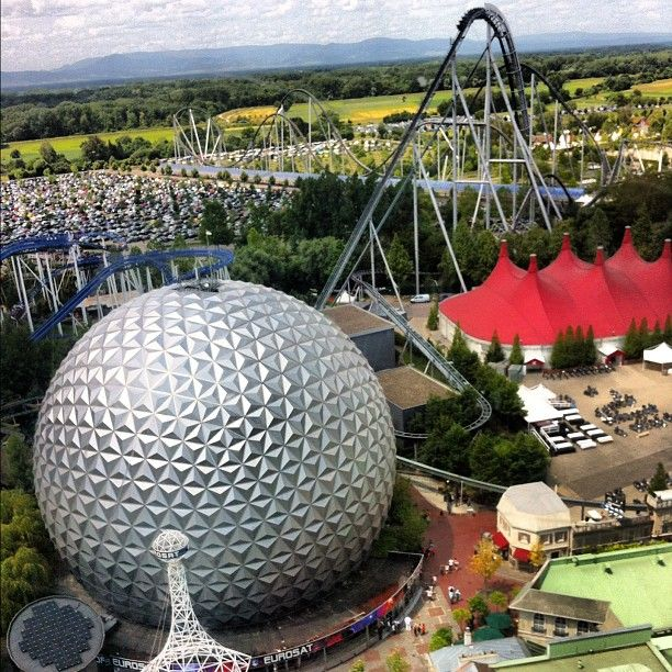 Can't wait for Europa Park in Germany!!