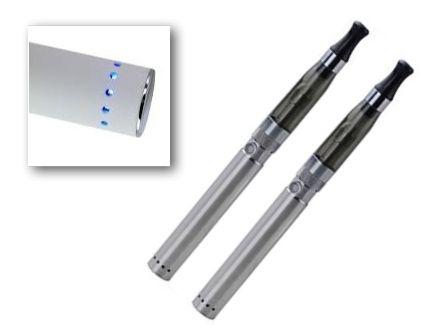 56% reducere pentru Kit-ul eGo T CE4! Platesti doar 87 Lei in loc de 199 Lei pentru 2 tigari electronice complete cu indicator LED pentru nivelul baterie! - Dream Deals