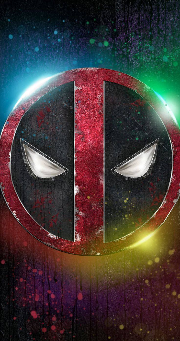 Deadpool IPhone Parallax By JoseGalvandeviantart On DeviantArt