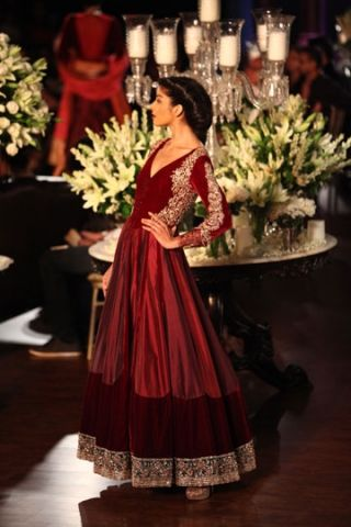 Manish Malhotra - PCJ Delhi Couture Week 2013