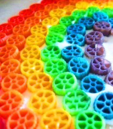 Macaroni Rainbow