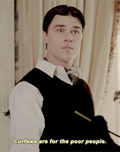 "He's rebellious. | Community Post: 14 Reasons You Have A Crush On Dandy From ""AHS: Freak Show"""