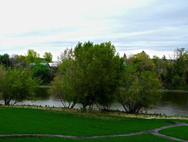 Le projet Bleu Rive offre une vue spectaculaire sur la rivière L'Assomption! www.MonHarmonie.com