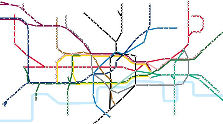 This Interactive Tube Map Shows Property And Renting Prices On Each London Underground Line