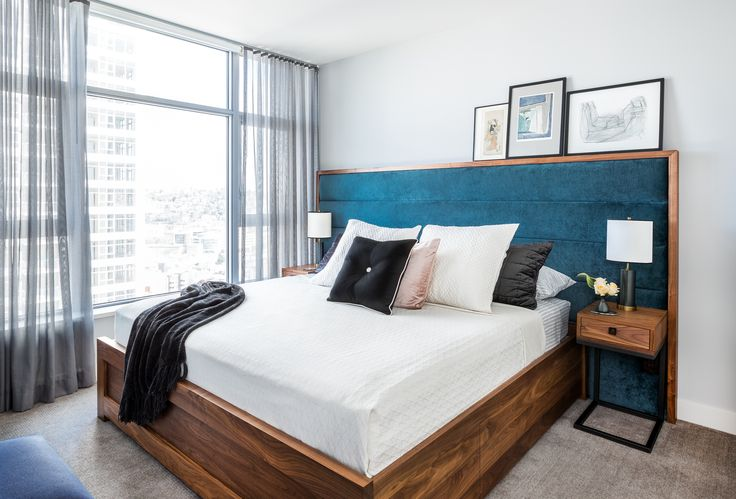 Belltown Highrise Bedroom