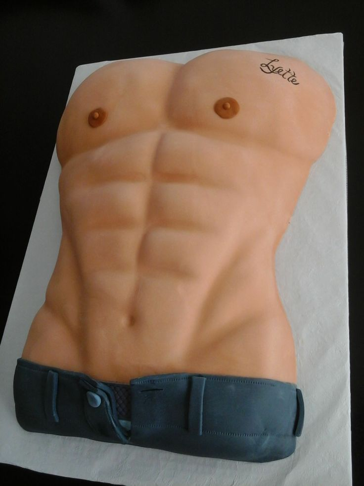 Birthday Cakes - Finally my sister got a man in her life.lol