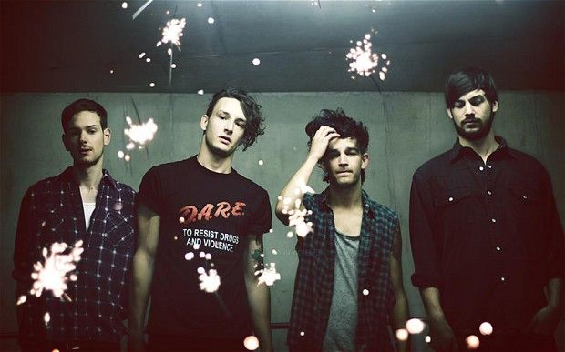 The 1975 . CAN'T WAIT TO SEE THEM IN OCTOBER