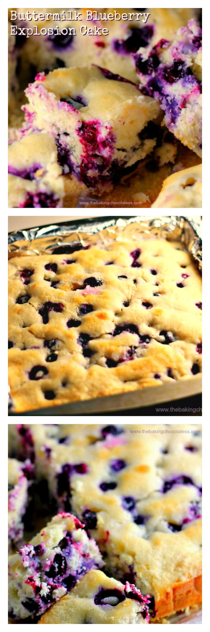 Cranberry island kitchen blueberry buttermilk cakes