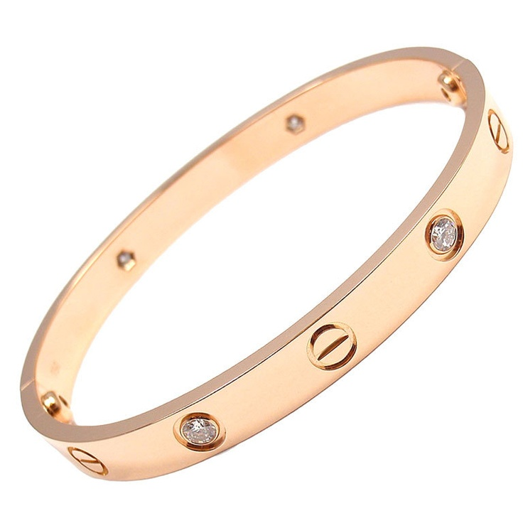 jewellery bangles bangle size product details cartier diamond yellow love full gold