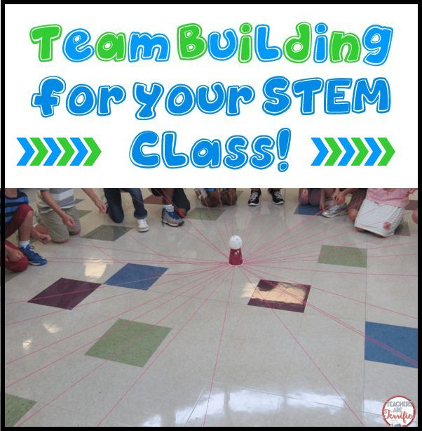 How do you build community in your classroom? Have you tackled STEM Challenges yet? How do you prepare your students for the fabulous collaboration that can occur when they work in groups to solve …