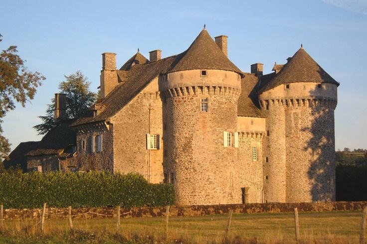 Château de la Vigne, Auvergne, France