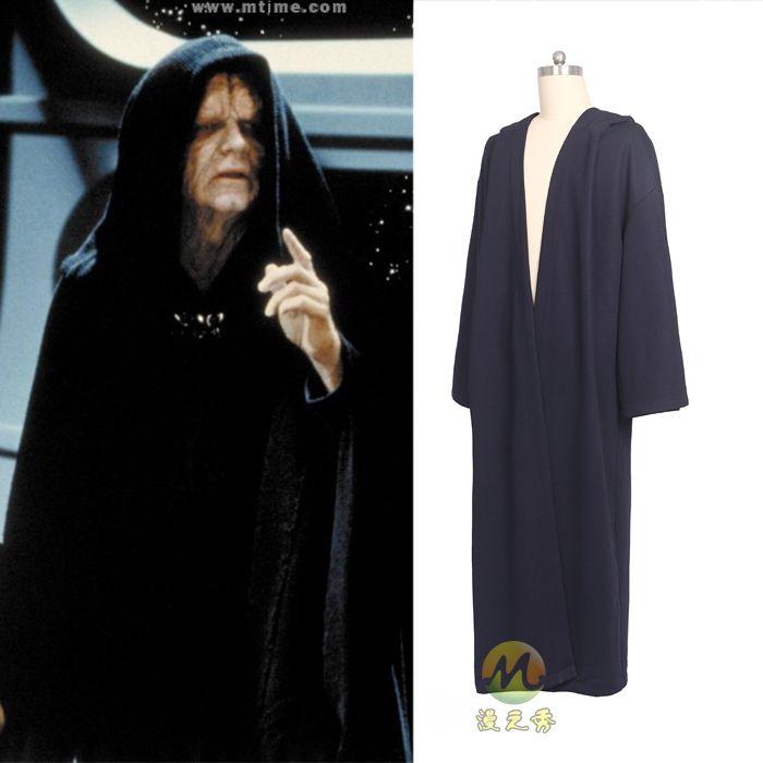 New Star  Wars Jedi Hooded Bath Robe Cosplay Jedi Pajama Movie/TV Cosplay Costume Adult Halloween costumes for men
