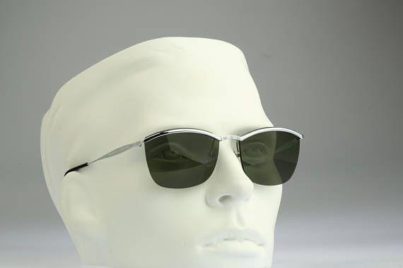 Ted Lapidus TL 506 D001 / Vintage sunglasses / NOS / 90s rare