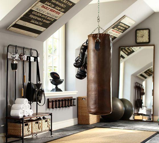 The Pugilists Gym