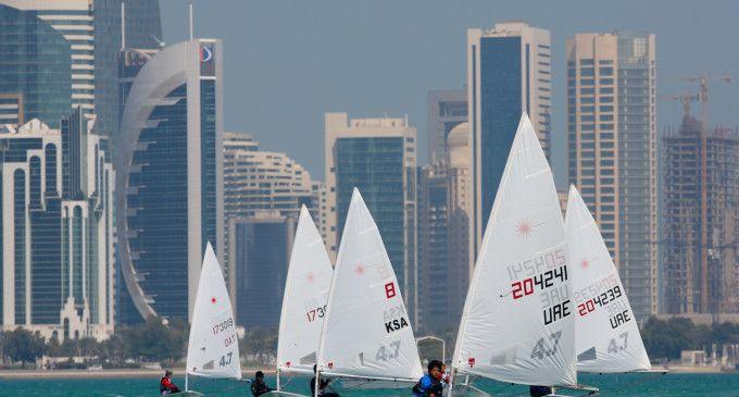 Doha-Sail the Gulf 2014 by Matias Capizzano