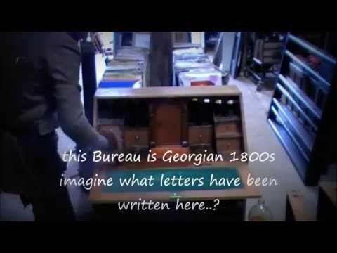 Simple Furniture Restoration.. - YouTube