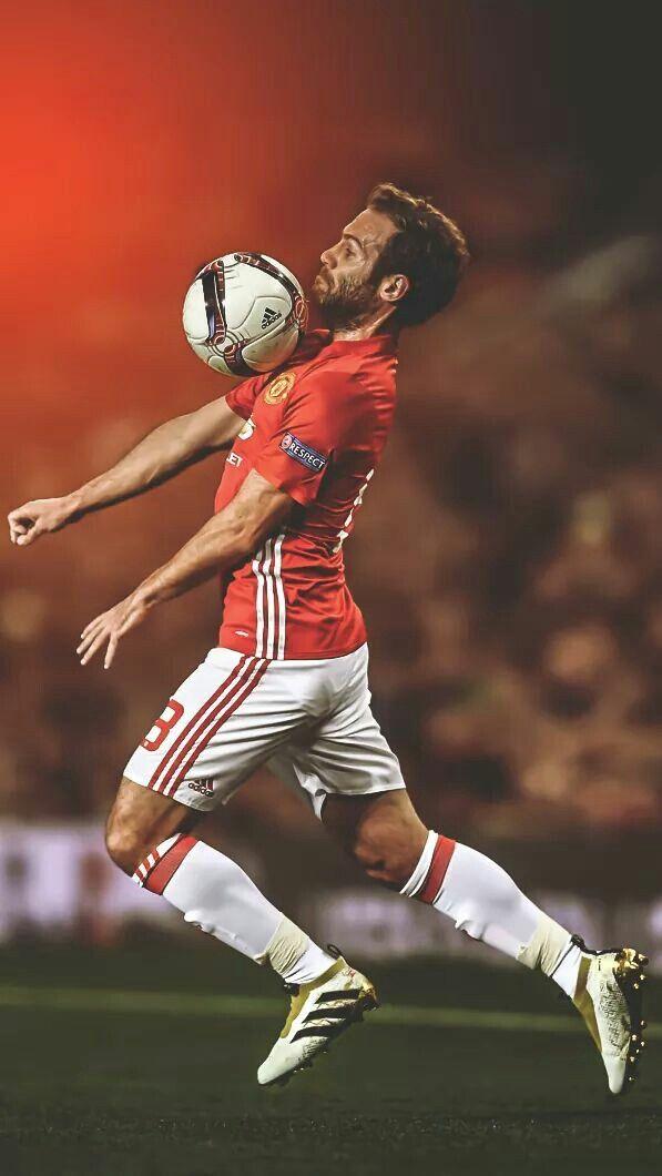 #ManchesterUnited (2014-Present) - #JuanMata #8