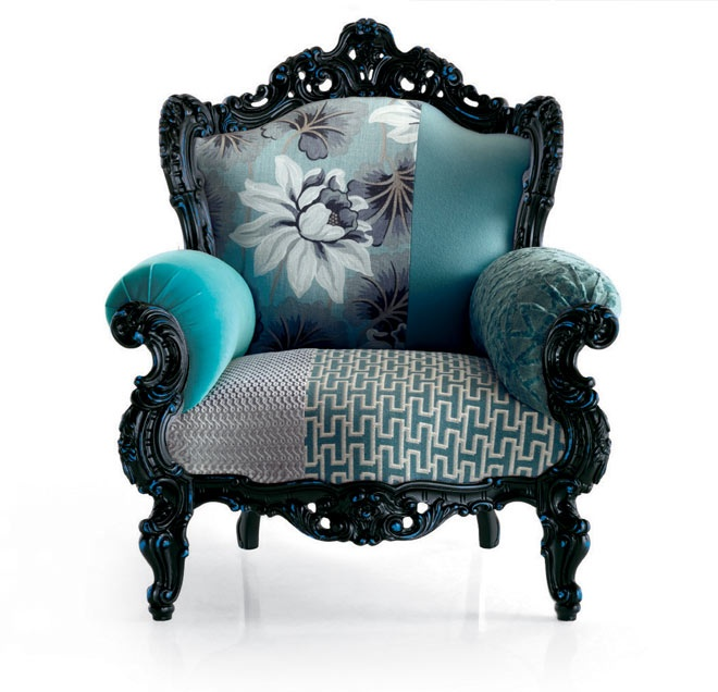 Armchair From Light Vintage Collection By Moda Collection Not My Usual  Style.but I Love This Chair.