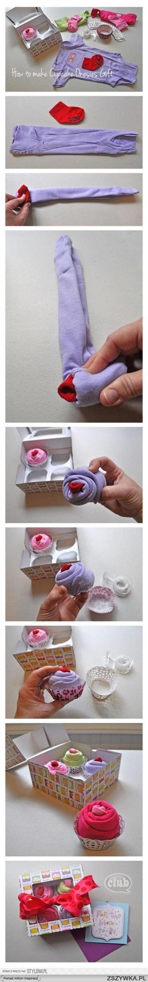 babeczki dla przyszłej mamy :)