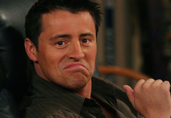 Joey in Friends #jester #archetype #brandpersonality