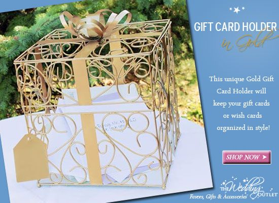 Gold Wedding Reception Gift Card Holder : brenda s wedding blog wedding blogs with stylish wedding inspiration ...