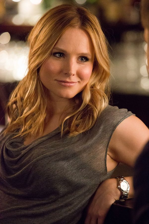 Veronica Mars Voiced by: Maaya Sakamoto (Japanese), Kristen Bell (English)                                                                                                                                                                                 More
