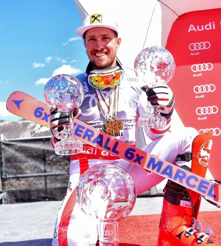 Congrats @MarcelHirscher to have been named Best European Male Athlete 2017 #Award to be received on 2nd November 2017