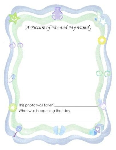 """baby book pages ideas 