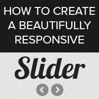 Add Responsive Slider to WP
