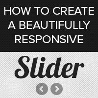 Adding a Responsive jQuery Slider to Your WordPress Theme