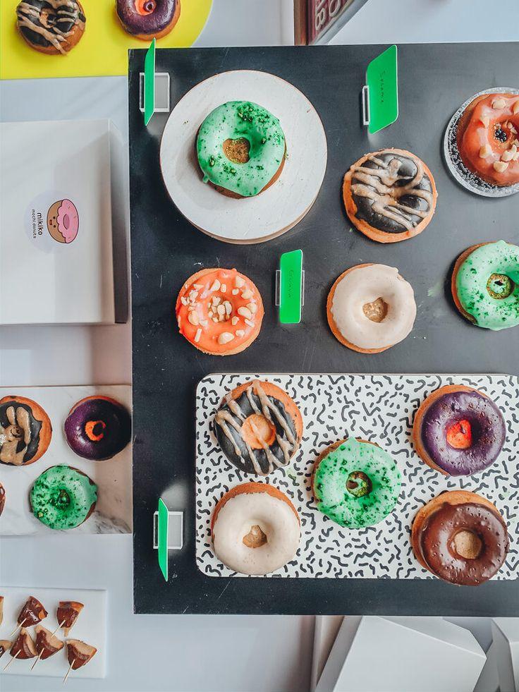 Mikiko Mochi Donuts in 2020 Mochi, Butter mochi, Gluten