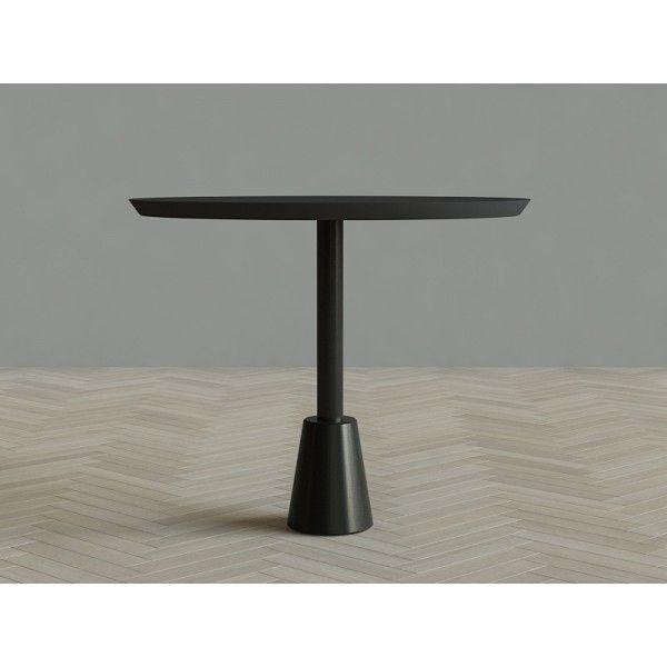 SPIN nr. 5 stół okrągły wymiary - Iwona Kosicka Design