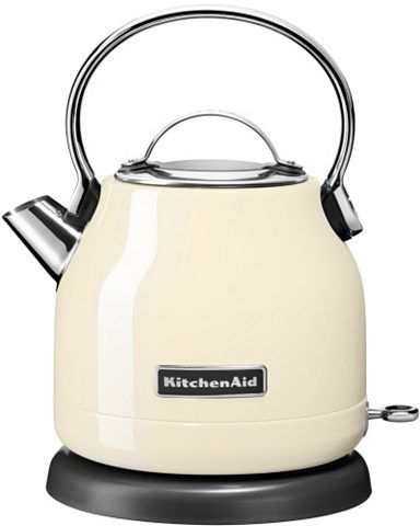 KitchenAid® Wasserkocher 5KEK1222EAC, 1,25 Liter, 1500 Watt, crème