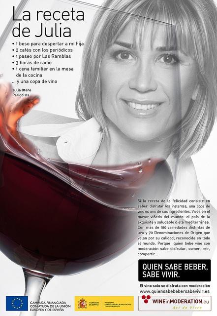 """Quería saber qué se encerraba detrás de este slogan, por lo que me acerqué al Lucernario del MAGRAMA (Ministerio de Agricultura, Alimentación y Medio Ambiente) a la presentación de la campaña de información sobre el vino """"Quien Sabe Beber, Sabe Vivir"""". http://blogs.periodistadigital.com/elbuenvivir.php/2012/12/08/p324187#more324187"""
